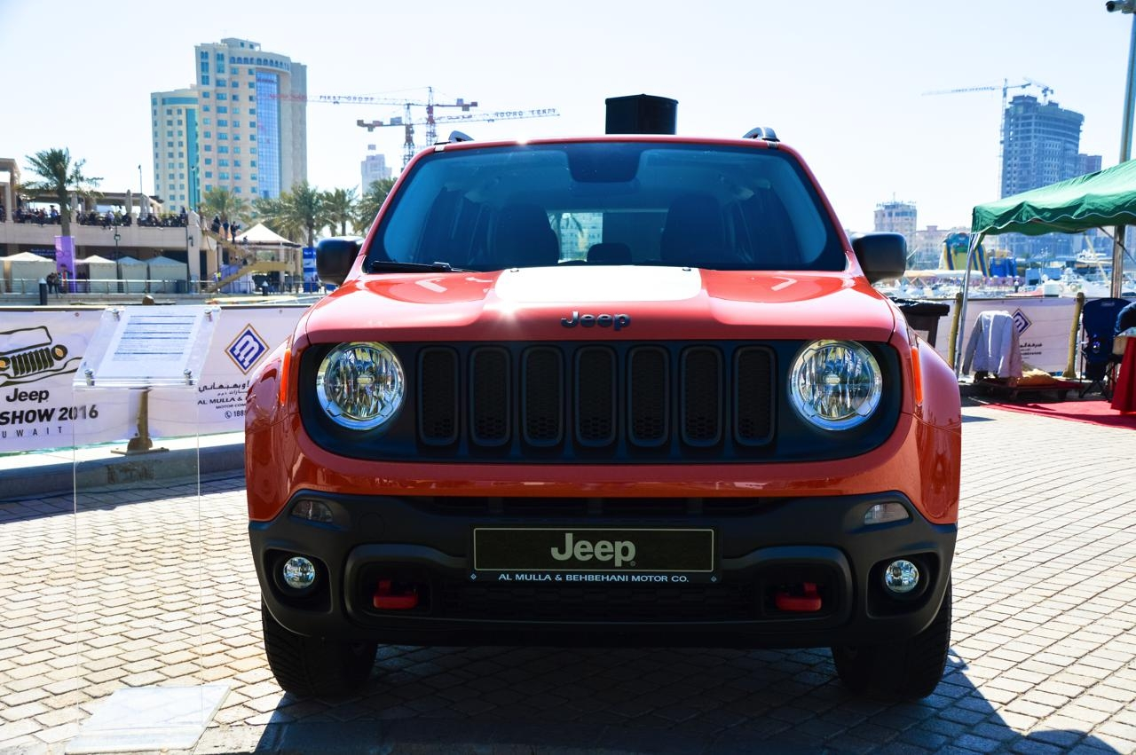 Jeep Road Show